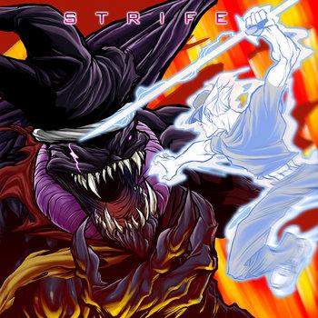 Strife! cover art