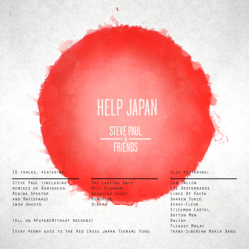 Help Japan cover art