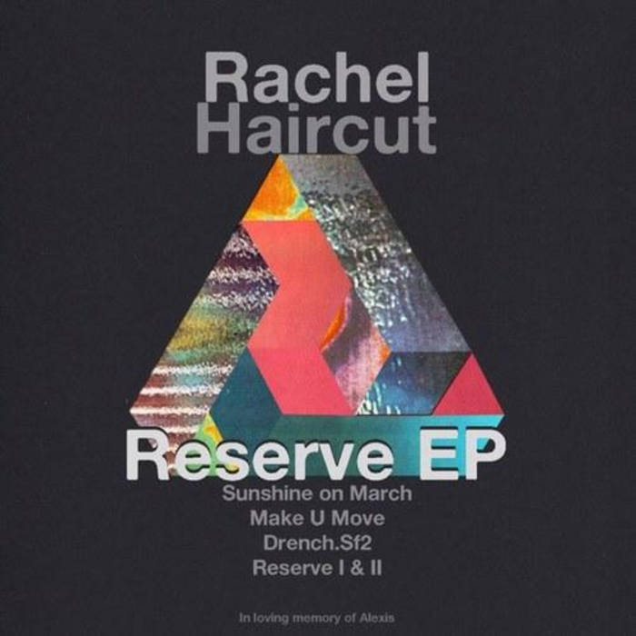 Reserve EP cover art