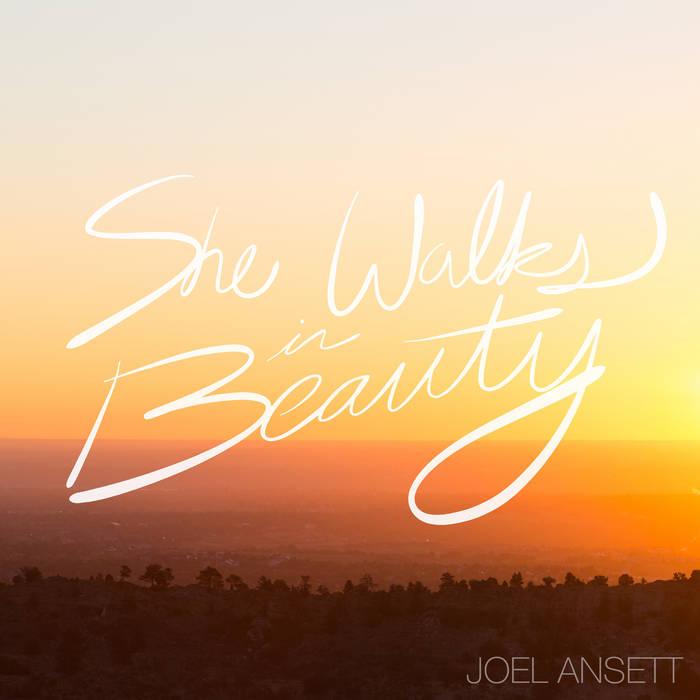 She Walks in Beauty cover art