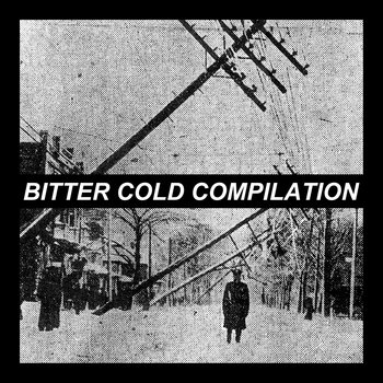 "V/A - Bitter Cold 7"" cover art"
