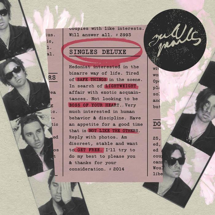 Singles Deluxe cover art