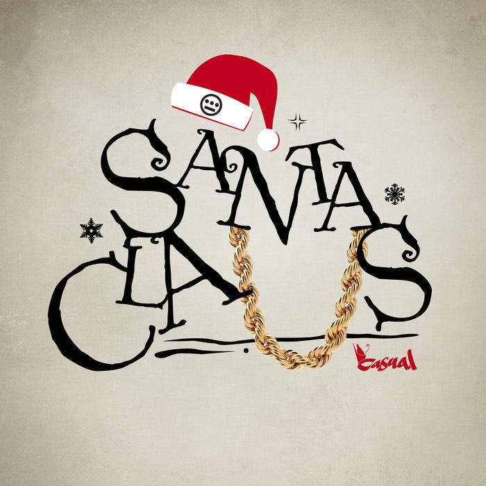 Santa Claus-Ep single cover art