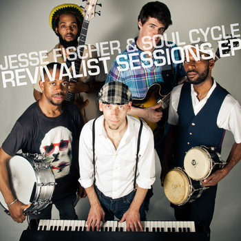 Revivalist Sessions EP cover art