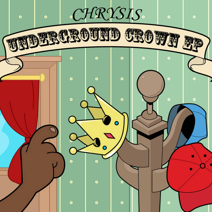 Underground Crown The EP cover art