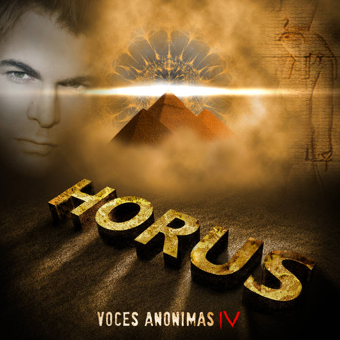 Voces Anónimas - Horus cover art