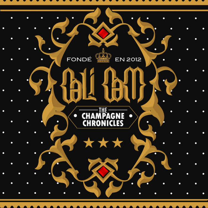 The Champagne Chronicles cover art