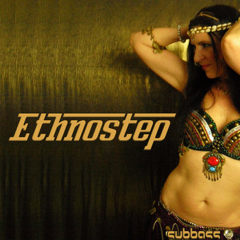 Ethnostep 1 cover art