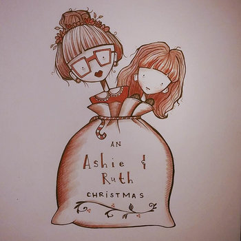 An Ashie & Ruth Christmas cover art