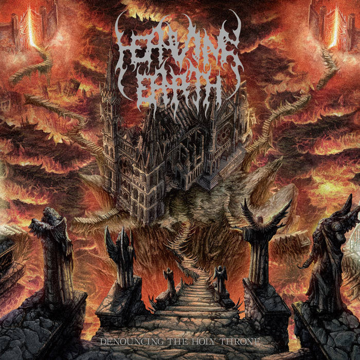 Denouncing the Holy Throne cover art