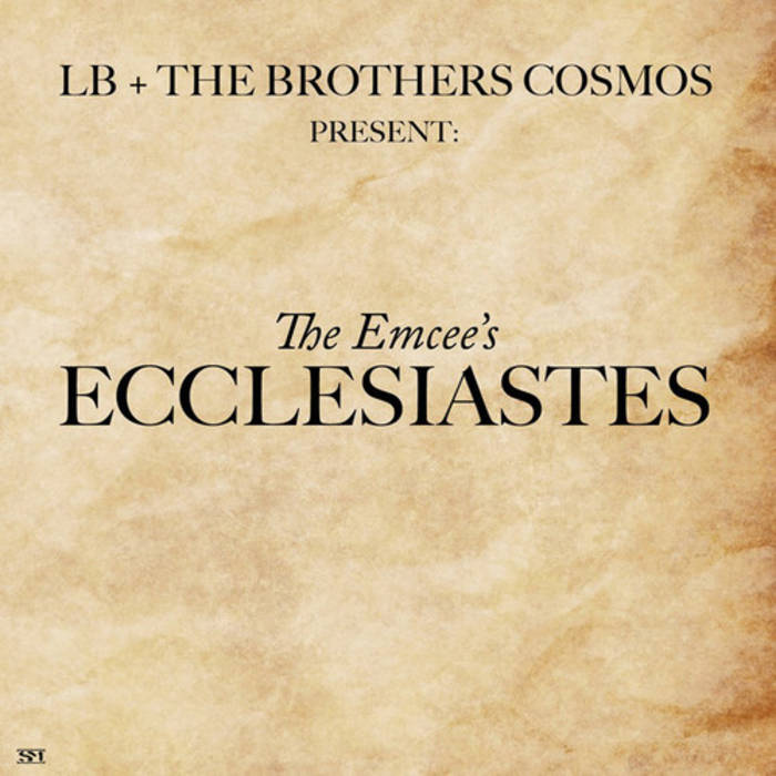 The Emcee's Ecclesiastes cover art