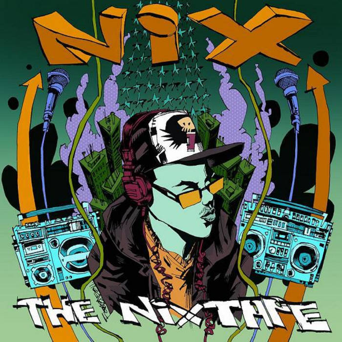 The Nixtape cover art