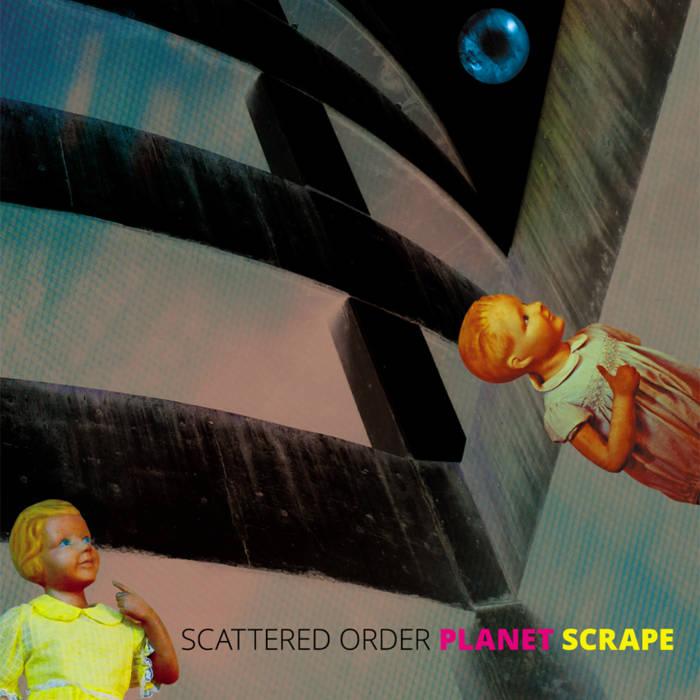 Planet Scrape cover art