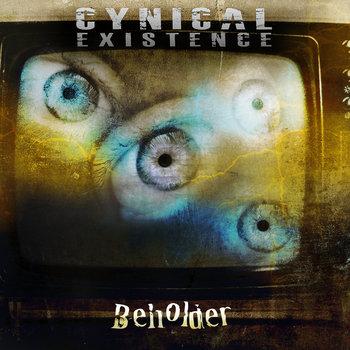Beholder EP cover art