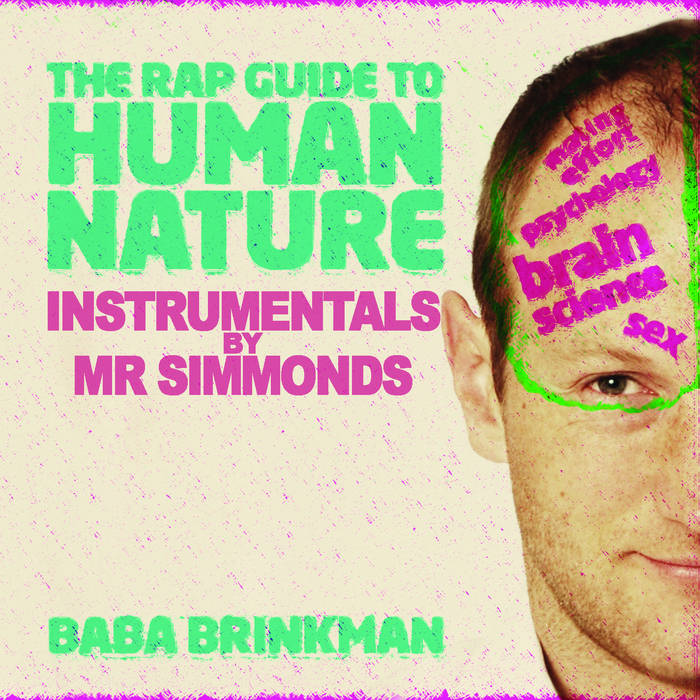 The Rap Guide to Human Nature Instrumentals cover art