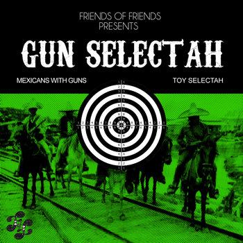 Gun Selectah EP cover art