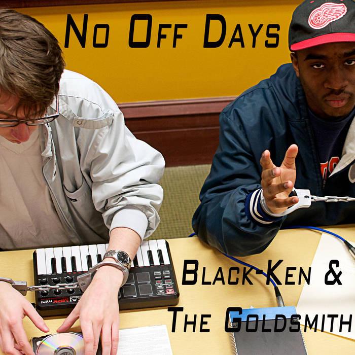 No Off Days cover art