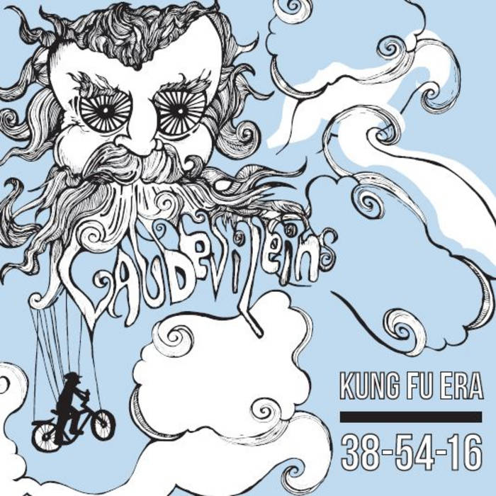 Kung Fu Era/38-54-16 EP cover art
