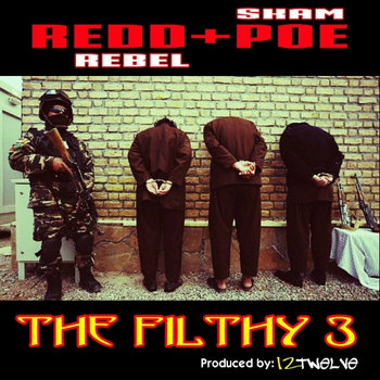 THE FILTHY 3 cover art