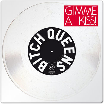 "Gimme A Kiss - 7"" cover art"
