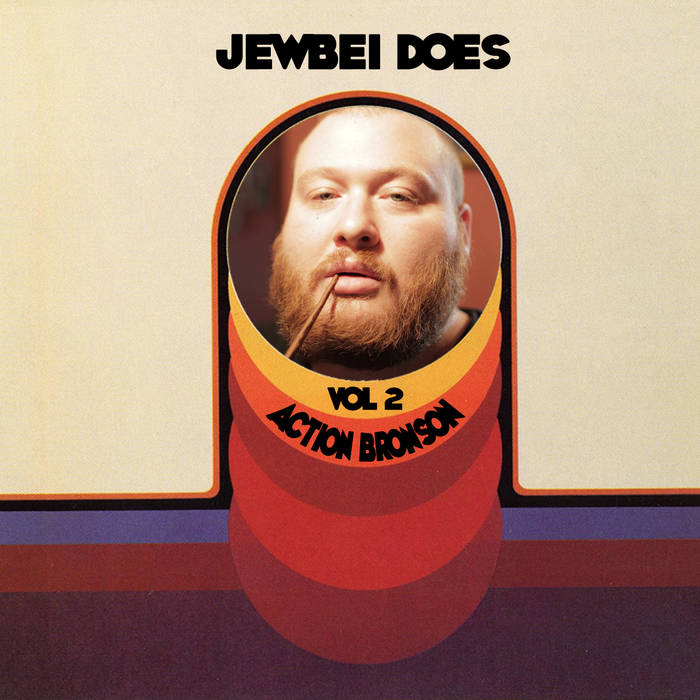 Jewbei Does Action Bronson cover art