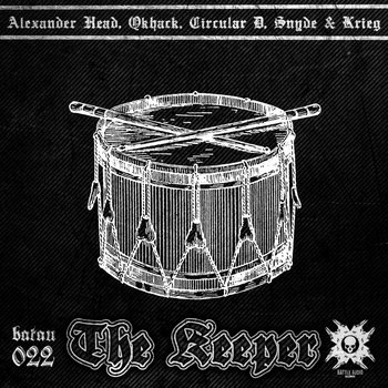 THE KEEPER - Alexander Head, Qkhack, Krieg, Circular D, Snyde cover art
