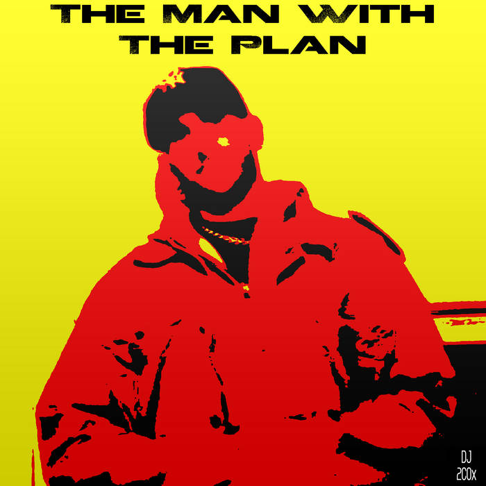 The Man With The Plan cover art