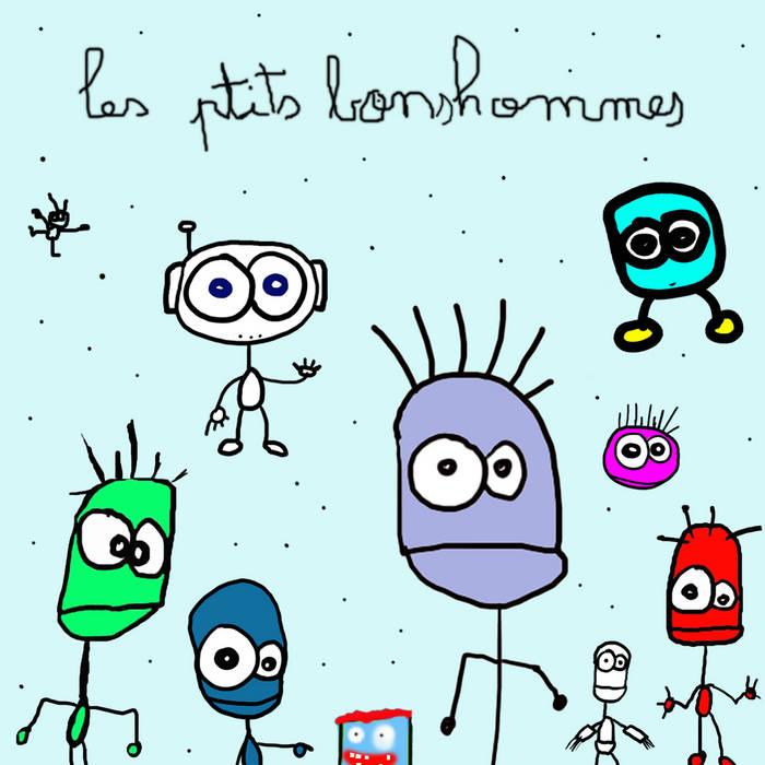 Les Ptits Bonshommes cover art