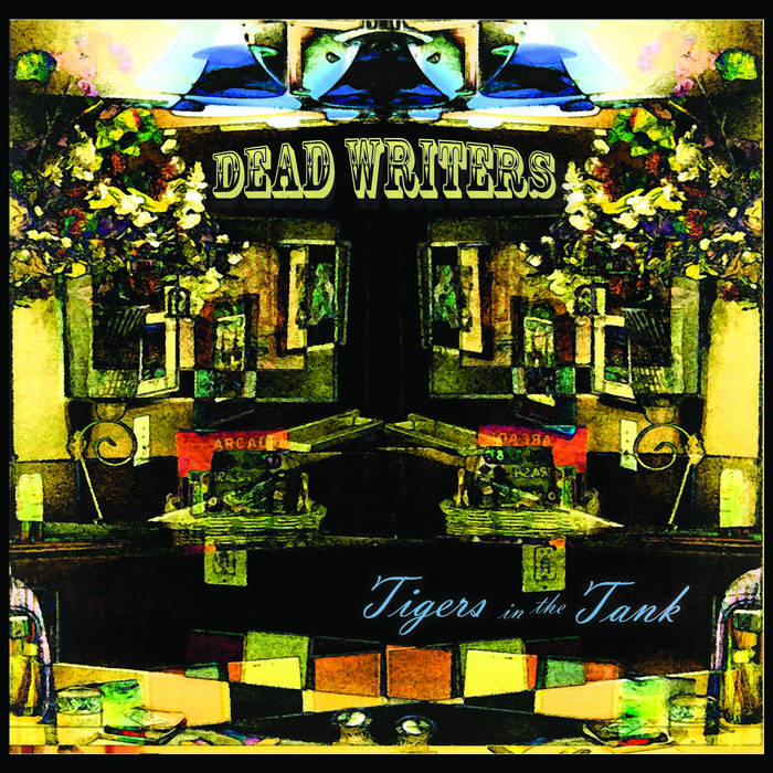 Dead Writers cover art