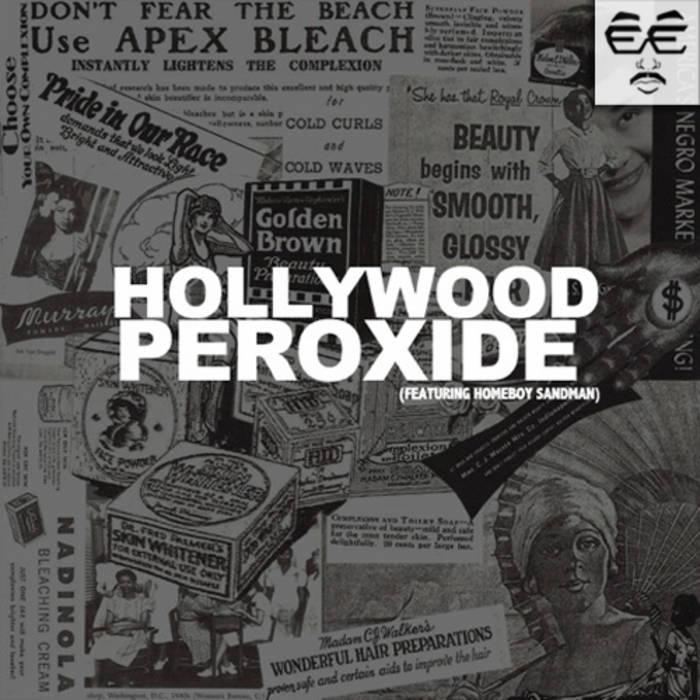 Hollywood Peroxide (Feat. Homeboy Sandman) cover art