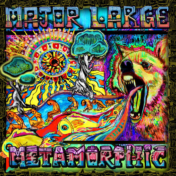 Metamorphic cover art
