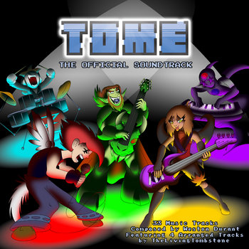TOME: The Official Soundtrack cover art