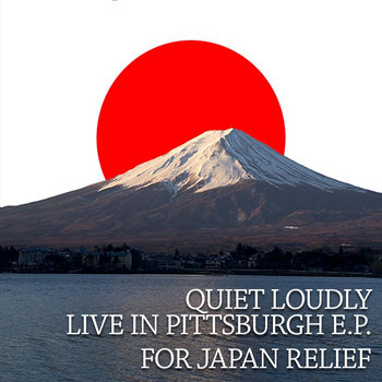 Live in Pittsburgh EP For Japan Relief cover art