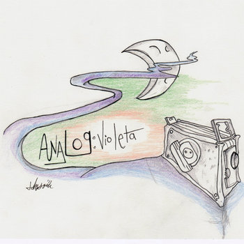 Violeta cover art