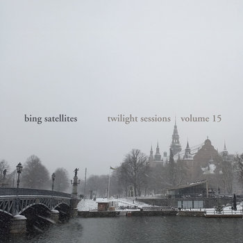 Twilight Sessions volume 15 cover art