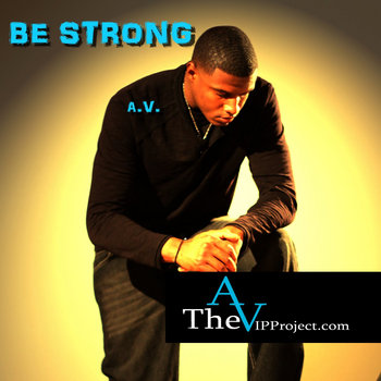 Be Strong cover art
