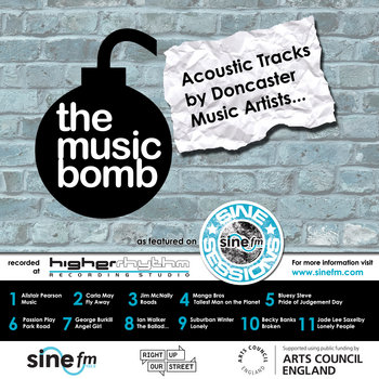 The music bomb - Free Download cover art