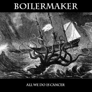 All We Do is Cancer e.p. cover art