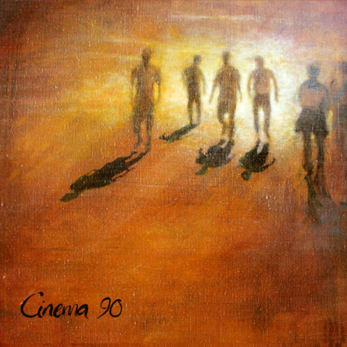 Cinema 90 EP cover art