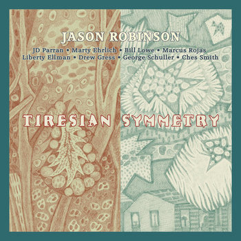 Tiresian Symmetry cover art