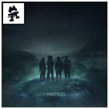 Friends EP cover art