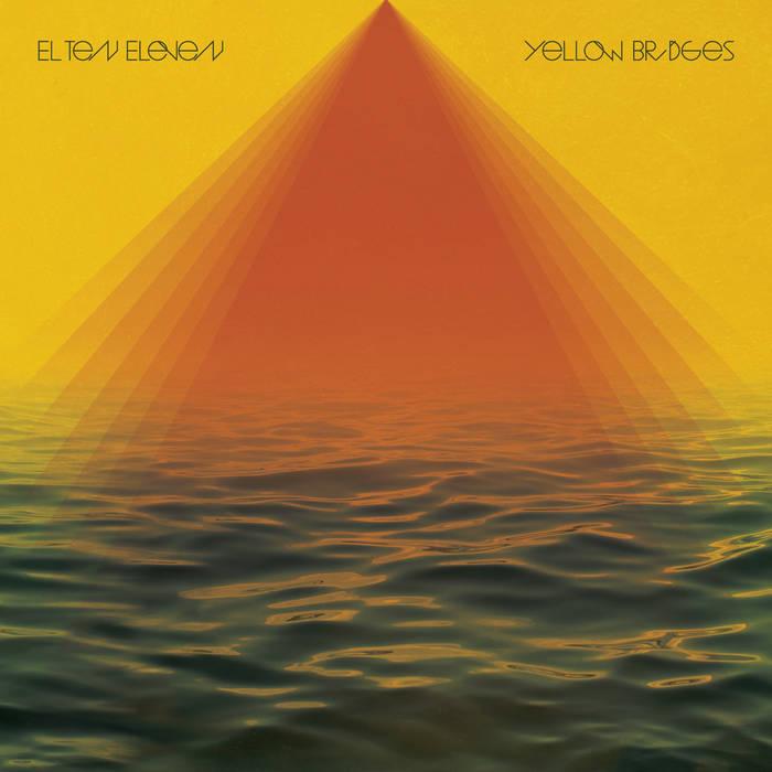 "Yellow Bridges (7"" single) cover art"