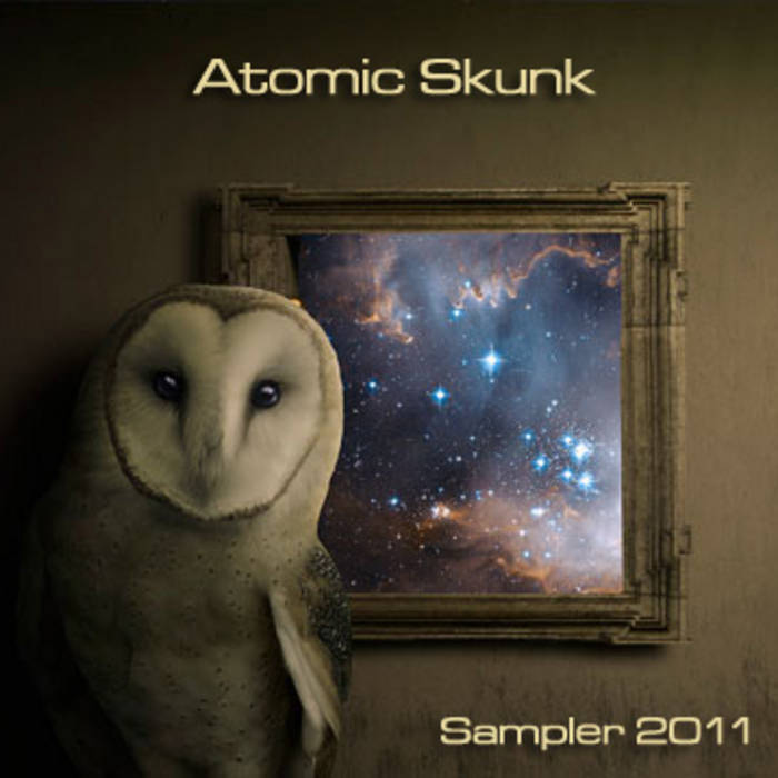 Atomic Skunk Sampler 2011 cover art