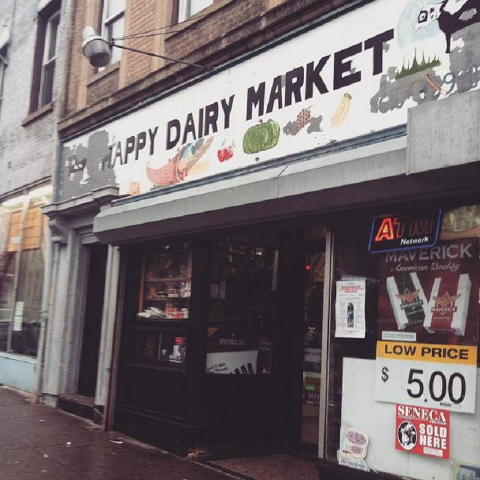Happy Dairy Market cover art
