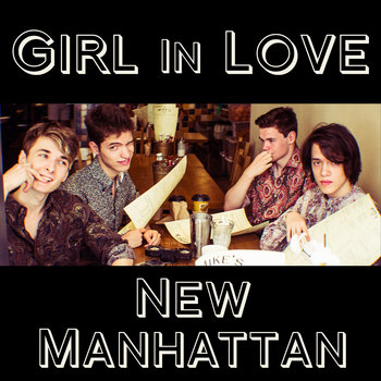 Girl In Love cover art