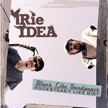 Blues Like Sandpaper   Rocksteady Like Dirt cover art