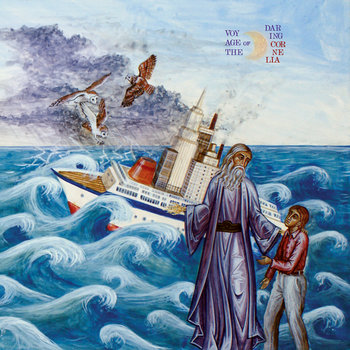 Voyage of the Daring Cornelia cover art