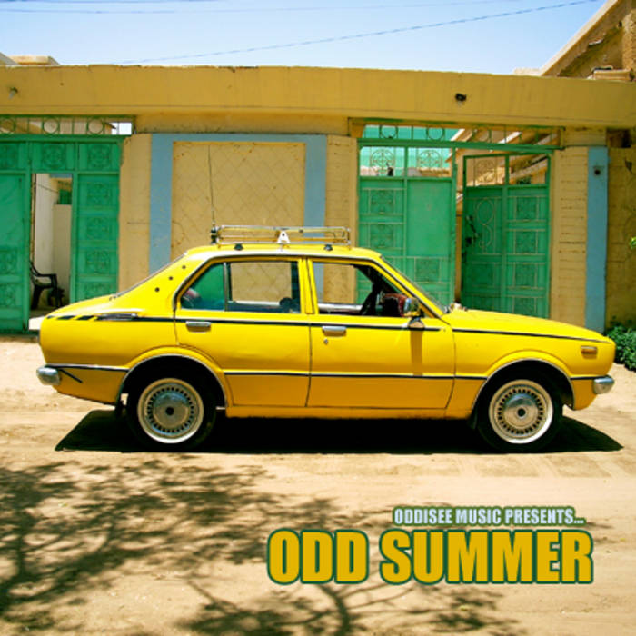 Odd Summer cover art
