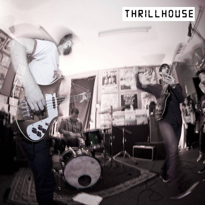 Thrillhouse cover art