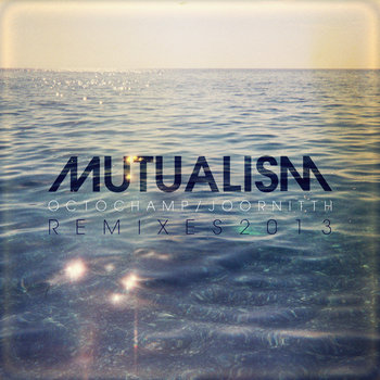 Mutualism EP cover art